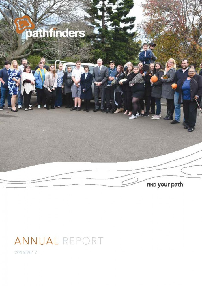 Pathfinders Annual Report 2017 1